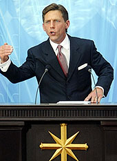 Scientology David Miscavige