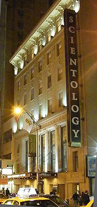 Scientology New York